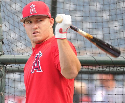 Angels look to stay hot vs. Athletics