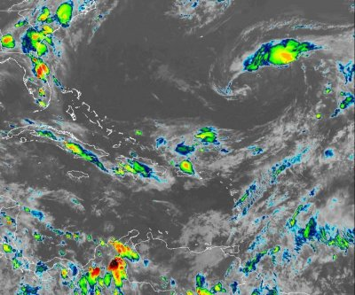 Developing system could be earliest 3rd tropical storm on record