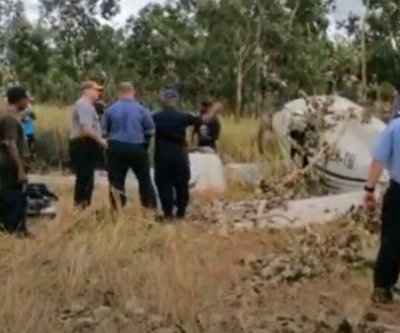 Plane loaded with cocaine crashes in Australia uncovering criminal syndicate
