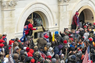 Capitol rioters arrested, losing jobs from social media posts