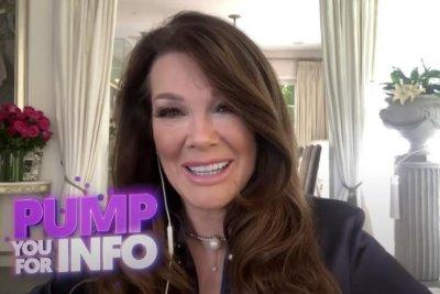 Lisa Vanderpump gives update on 'Vanderpump Rules' production: 'We're getting there'