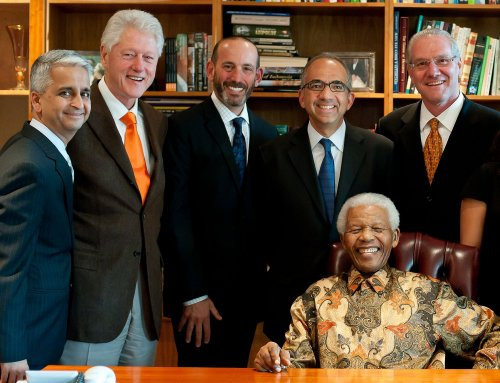 Nelson Mandela hospitalized in critical condition