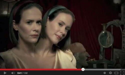 Sarah Paulson talks two-headed role on 'American Horror Story'