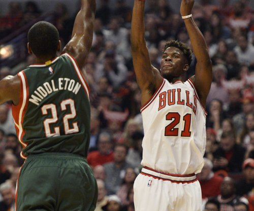 Milwaukee Bucks shock Chicago Bulls
