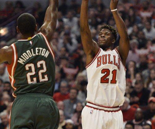 Milwaukee Bucks shock Chicago Bulls