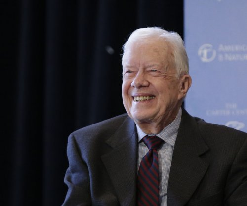 Jimmy Carter says cancer found in his brain; 'surprisingly at ease'