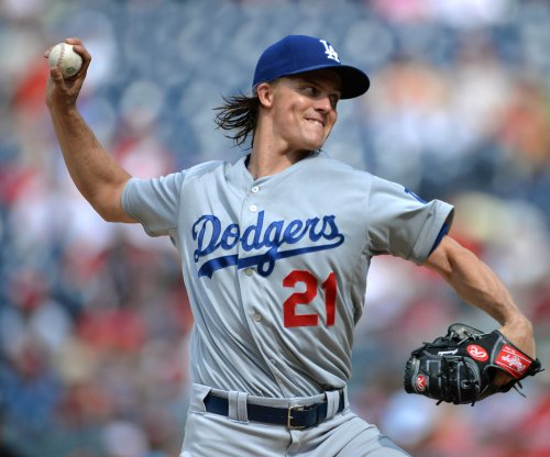 Zack Greinke, Los Angeles Dodgers win to clinch NLDS home field