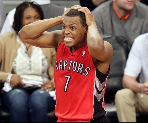Toronto Raptors G Kyle Lowry ejected