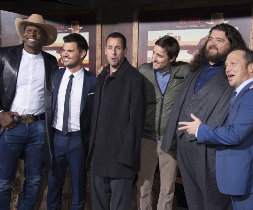 Adam Sandler's 'The Ridiculous Six' named Netflix's most successful movie launch