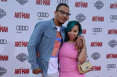 T.I. and wife Tiny welcome third child together