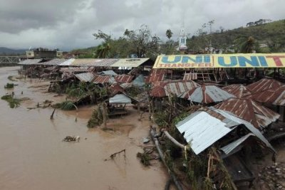 Haiti begins 3 days of mourning for hurricane victims as aid arrives
