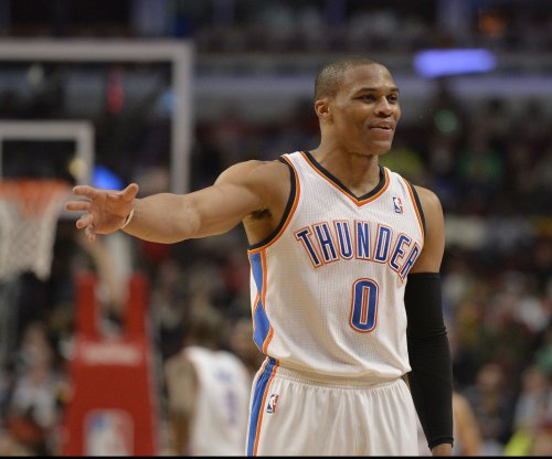 Russell Westbrook's 14th triple-double lifts Oklahoma City Thunder past Boston Celtics