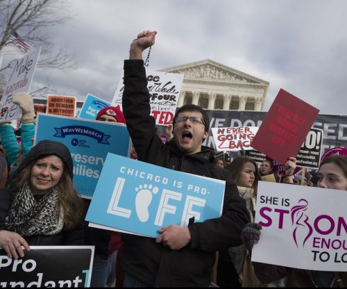 Pence at anti-abortion march: 'Life is winning again in America'