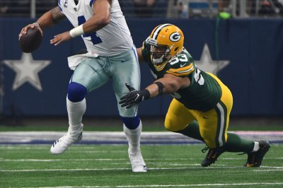 Green Bay Packers put Bryan Bulaga, Nick Perry on PUP list