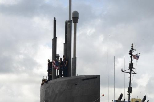 Lockheed Martin receives contract modification for sub imaging system
