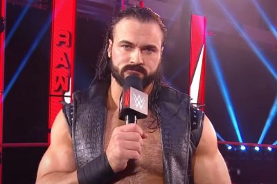 WWE Raw: Drew McIntyre challenges Seth Rollins