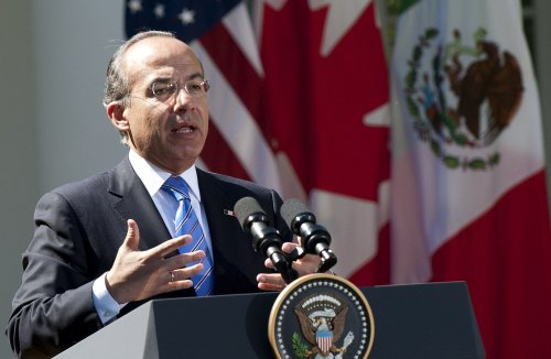 Report: NSA began spying on Mexico under Felipe Calderon