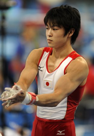China, Japan lead gymnastics qualifying