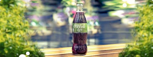 Coca-Cola launches new Coke Life with fewer calories, but still high in sugar