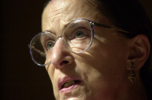 Ginsburg: Male justices have 'blind spot' for women's issues