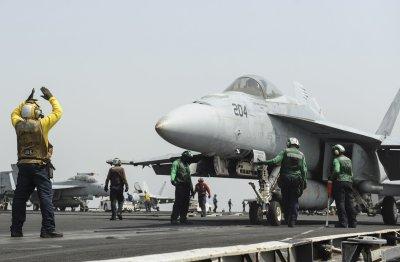 Navy halts search for missing jet pilot after crash