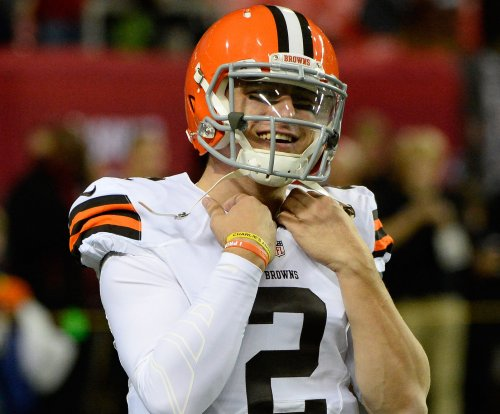 'Johnny Sequel' Manziel tries again vs. Carolina Panthers