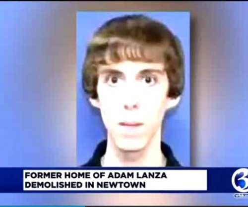 Sandy Hook shooter Adam Lanza's home demolished