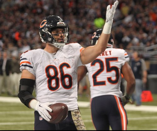 Zach Miller sparks Bears past Rams