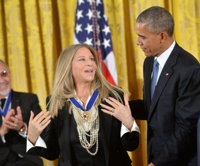 Barbara Streisand, Willie Mays among Medal of Freedom recipients