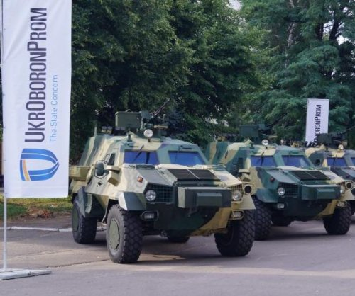 Ukraine military receives 10 Dozor-B armored vehicles