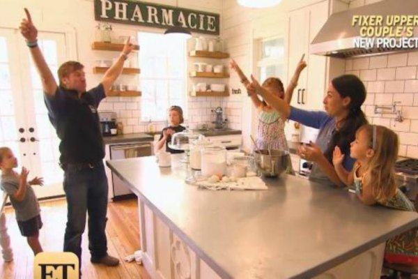 Chip And Joanna Gaines On Life Before 'Fixer Upper': 'We