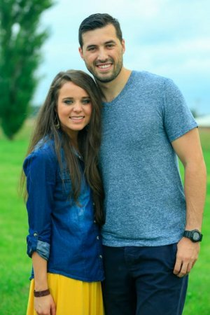 Jinger Duggar and Jeremy Vuolo tie the knot Saturday