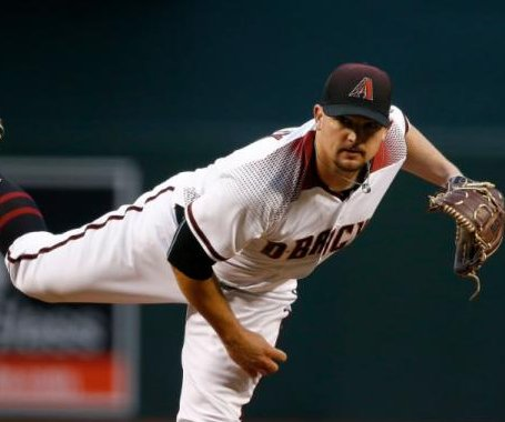 Zack Godley shines as Arizona Diamondbacks dump Detroit Tigers
