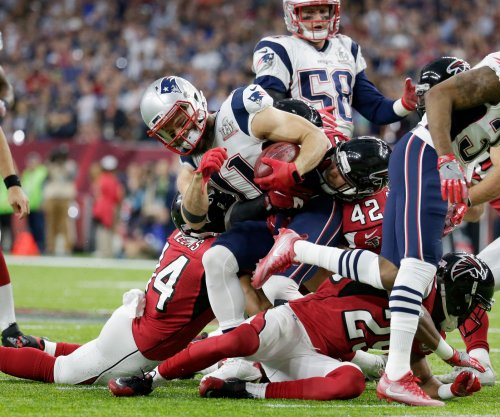 New England Patriots receiver Julian Edelman dismisses 19-0 talk as 'stupid'