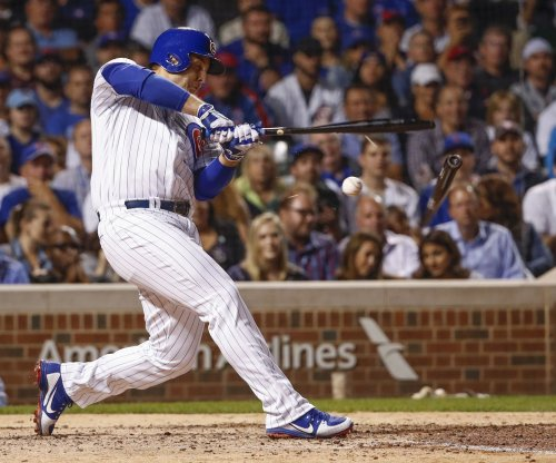 Chicago Cubs hang on to defeat Atlanta Braves