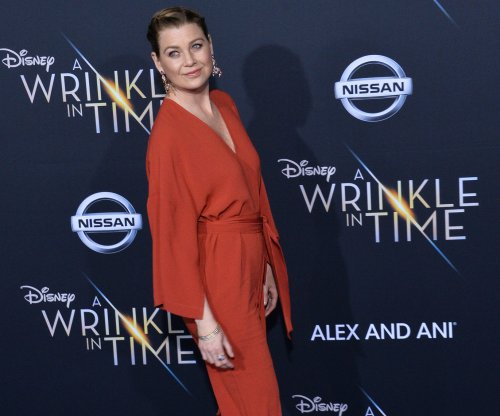 Ellen Pompeo says her purse was stolen in Italy