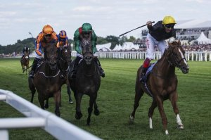 Royal Ascot Day Three: Stradivarius wins Gold Cup