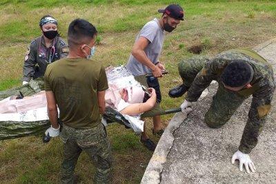 Philippines bombing kills 15 people, injures 75