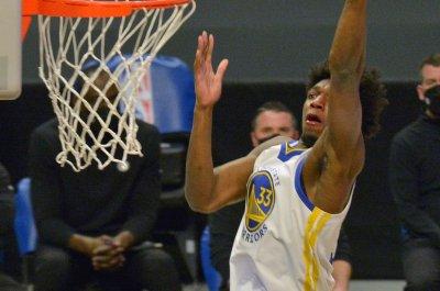 Warriors rookie James Wiseman has meniscus injury, could miss season