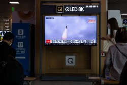 North Korea draws criticism for another ballistic missile test