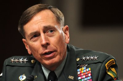 Petraeus on Hill for Afghan command post