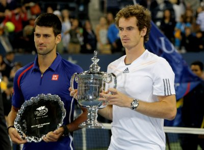 Murray, Djokovic in same half of U.S. Open draw