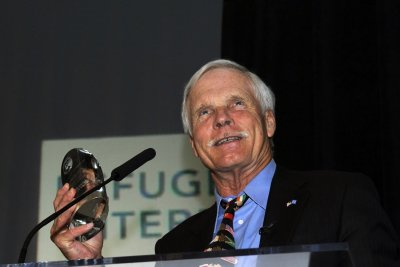 Ted Turner still active at age 70