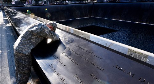 Canadian PM pays tribute to 9/11 victims