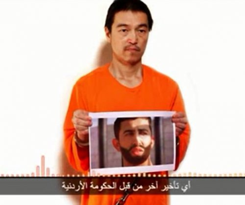 Japanese IS hostage appeals for prisoner swap in new video, warns he will be killed in 24 hours