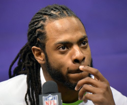 Richard Sherman's baby's arrival could coicide with Super Bowl