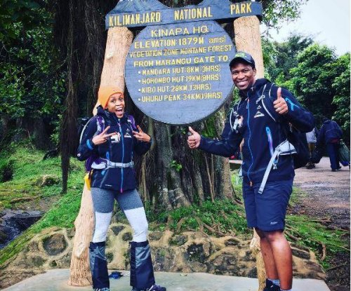 South African race car driver dies trying to climb Kilimanjaro