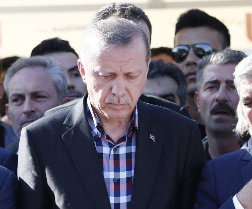 Turkish President Erdogan declares state of emergency