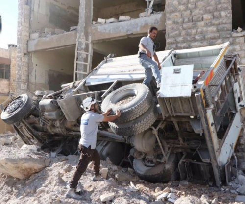 White Helmets rescue group targeted in Syrian airstrikes, 3 medical centers destroyed