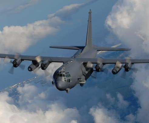 Boeing to support Air Force's fleet of AC-130U gunships